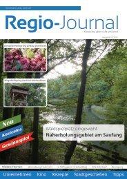 Regio-Journal 10/2017