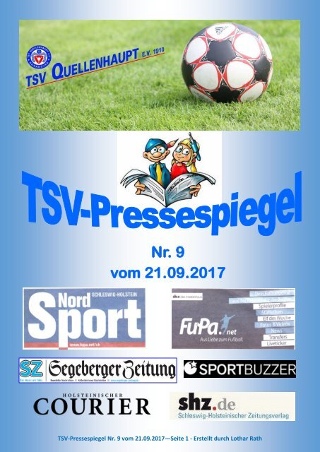 TSV-Pressespiegel-9-210917