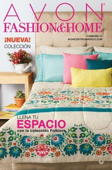 Folleto Fashion - Panama - C-15