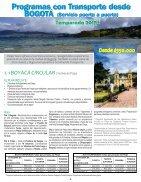 BOYACÁ - Programas Recomendados 2017 - Paipa Tours - Page 4
