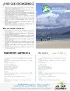 Brochure Destino BOYACÁ 2017 - My Trip Colombia - Paipa Tours - Page 3
