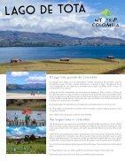 Brochure Destino BOYACÁ 2017 - My Trip Colombia - Paipa Tours - Page 5