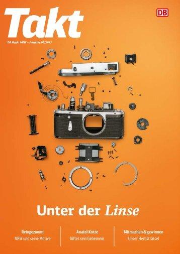 Takt NRW - die Herbstausgabe