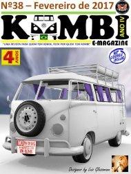 aaa KOMBI magazine Nº38 - 25 de fevereiro 2017