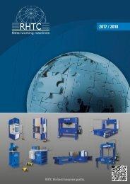 RHTC Katalog 2017/18