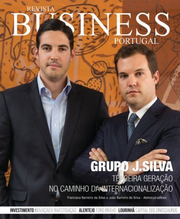 Revista Business Portugal  Agosto