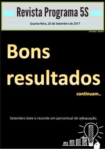Revista 5S - Edição Setembro 2017