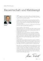2017-9 ÖBM Der Österreichische Fachmarkt - Der Triumph. Austrotherm XPS. X-TREM dämmend. - Page 4