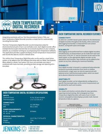Jenkins-Oven-Temperature-Data-Sheet