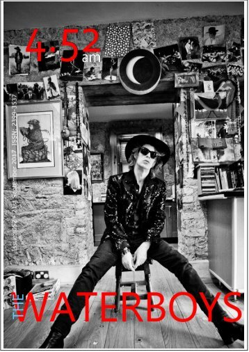 4.52am Issue: 052 21st September 2017 - The Waterboys Issue