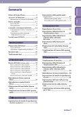 Sony NWZ-E435F - NWZ-E435F Istruzioni per l'uso - Page 4