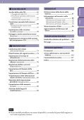 Sony NWZ-E435F - NWZ-E435F Istruzioni per l'uso - Page 5