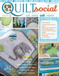 QUILTsocial | Issue 09