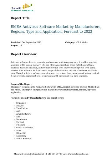emea-antivirus-software-market-by-manufacturers-regions-type-and-application-forecast-to-2022-24marketreports