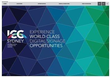 ICC Sydney External LED Screens Guidelines V2