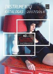 Instrumentų katalogas 2017/2018