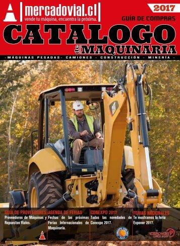 Catalogo Maquinaria 2017
