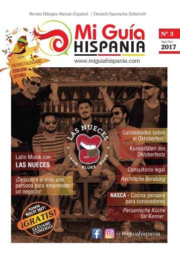 Herbstausgabe e-paper ist da!! Edición de otoño