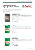 Huiles de transmission pour essieux et pour boîtes de vitesses - Page 2