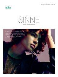 Palmers Magazin Sinne Nr. 1