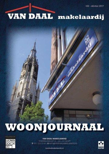 Van Daal Woonjournaal #22,oktober 2017