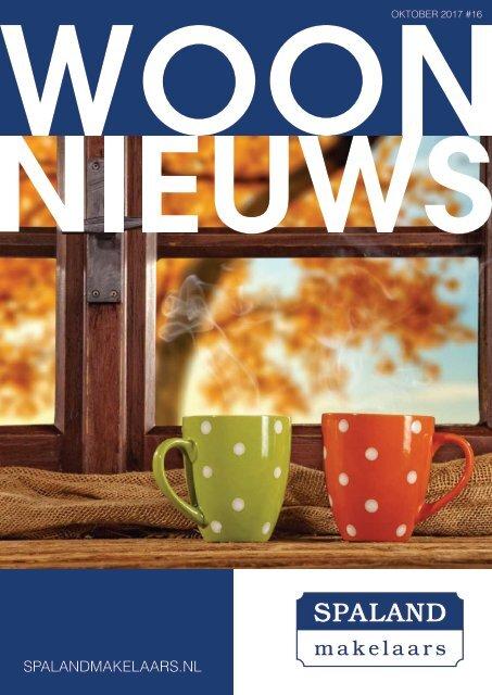 Spaland Woonnieuws #16, oktober 2017