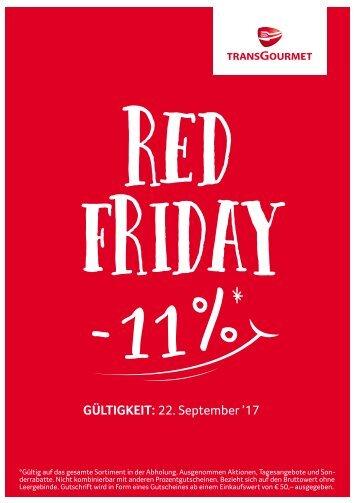 Red Friday | 22. September 2017 - tg_redfriday_september17_issu.pdf