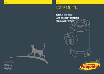 Broschüre 3CE P MULTI+