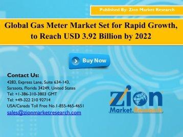 Gas Meter Market
