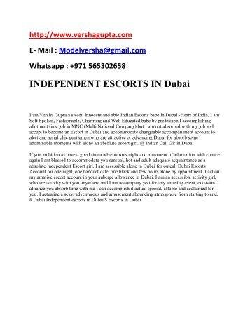 Ultimate fulfilment +971~565~302~658 Dubai Escorts Dubai based Independent female escort
