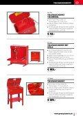 Powerplustools Katalog Sandstrahlen - Sandstrahlkessel - Sandstrahlkabine - Teilewaschgeräte - Seite 5