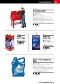 Powerplustools Katalog Sandstrahlen - Sandstrahlkessel - Sandstrahlkabine - Teilewaschgeräte - Seite 7