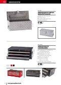 Powerplustools Katalog Werkstattwagen - Werkzeugkiste - Werkzeug - Lochwände - Seite 4