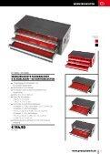 Powerplustools Katalog Werkstattwagen - Werkzeugkiste - Werkzeug - Lochwände - Seite 5