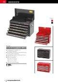 Powerplustools Katalog Werkstattwagen - Werkzeugkiste - Werkzeug - Lochwände - Seite 6