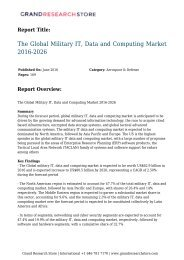 the-global-military-it-data-and-computing-market-2016-2026-grandresearchstore