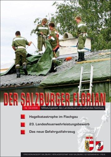 Nach Hagelsturm sechs Tage Kat-Einsatz im Flachgau Am ...