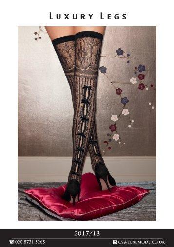 Luxury Legs Fashion Brochure Aug 2017