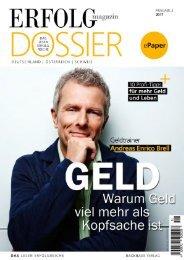 Erfolg Magazin Dossier: Andreas Enrico Brell