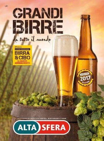 Grandi Birre 2017