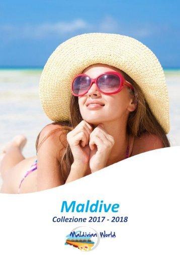 Maldivian World Catalogo Maldive 17-18