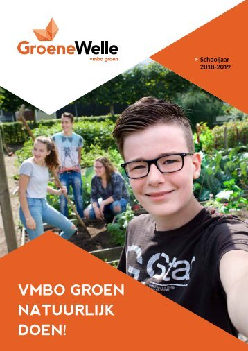 Brochure vmbo-groen 2017-2018