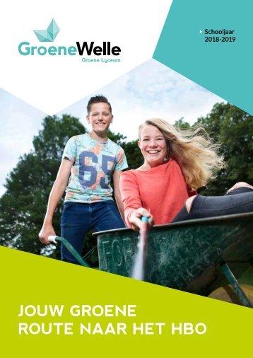 Brochure Groene Lyceum 2017-2018