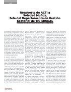 Revista trendTIC Edición N°13 - Page 6