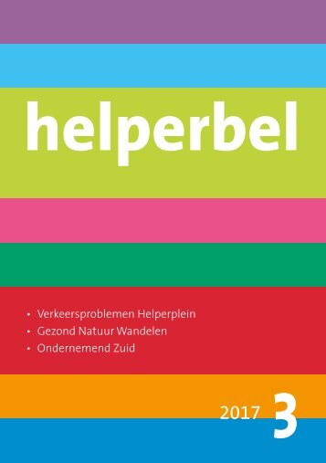 Helperbel 2017, nummer 3