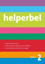 Helperbel 2017, nummer 2