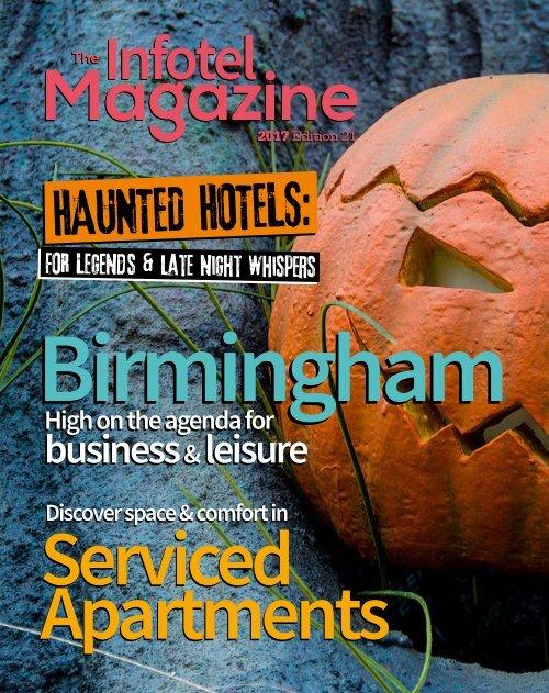 Infotel Magazine - Edition 21 - October 2017