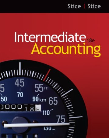 Intermidiate Accounting