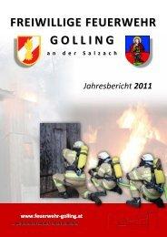 Download Jahresbericht 2011 - Freiwillige Feuerwehr Golling