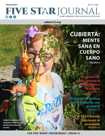 2017 Five Star Journal Fall Issue (en español)